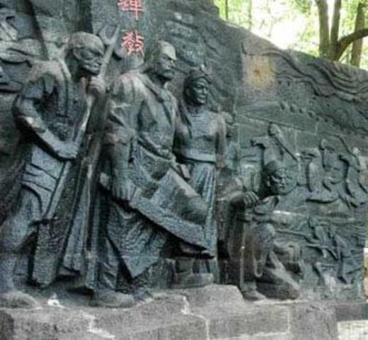 White Lotus Rebellion (1794-1804)