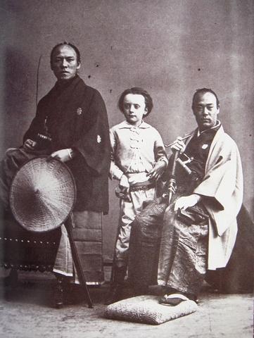 Westen Impact on Japan (1800s)