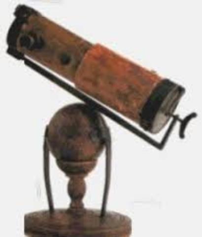DESCUBRIMIENTO DEL TELESCOPIO. GALILEO.