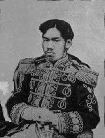 Tokugawa no Longer in Power