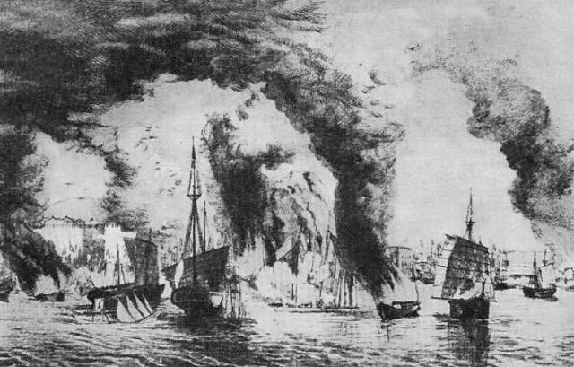 Taiping Rebellion (1850-1864)