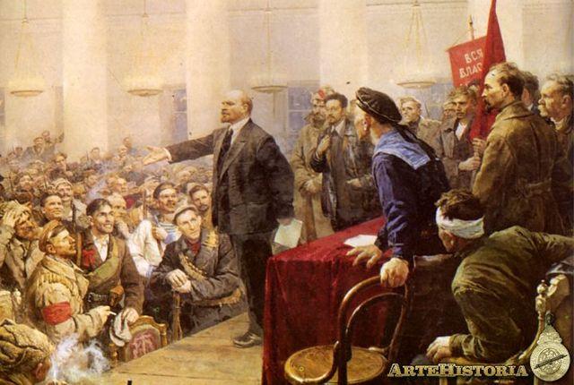 Formación de la URSS. Stalin en el poder