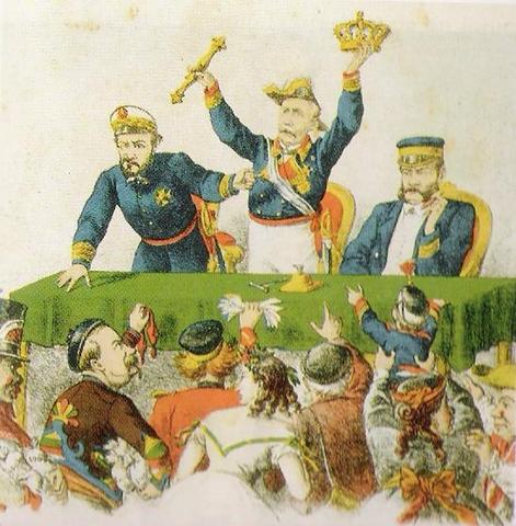"""Revolución Francesa """"La Gloriosa"""""""