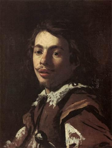Caravagio's Birth