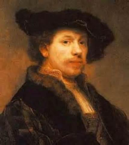 Rembrandt's Birth