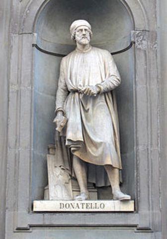 Donato di Niccolò di Betto Bardi's Birth