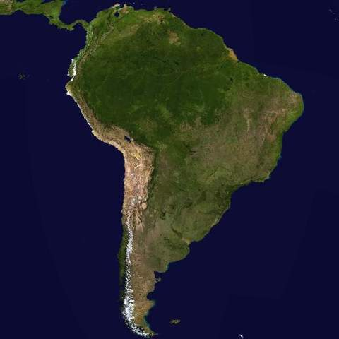 Latin American sales program
