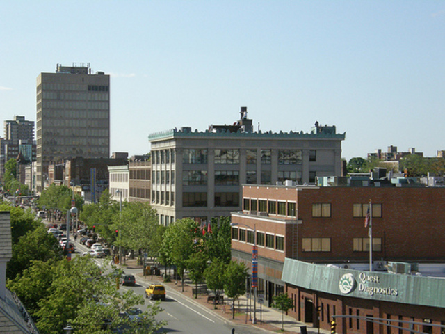 PCG moves office to Central Square
