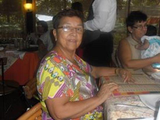 nacimiento tia abuela Luz Marina