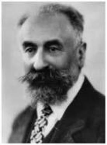 Marcel Mauss ((Épinal, 10 de mayo de 1872 – París, 10 de febrero de 1950)