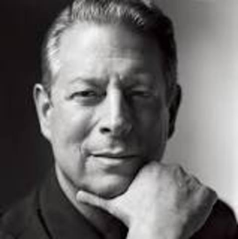 Albert Arnold Gore, Jr. (Washington D. C.; 31 de marzo de 1948)