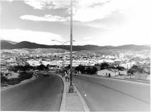 llegada a Bogota