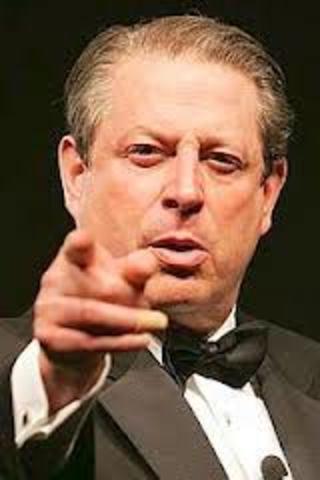 Albert Arnold Gore, Jr. (Washington D. C.; 31 de marzo de 1948) es un político y ecologista estadounidense.