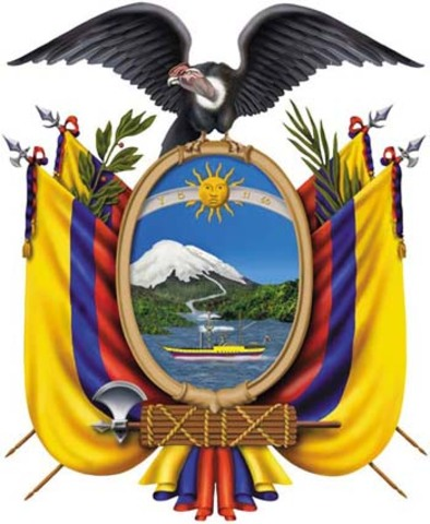 born in Guayaquil, Ecuador