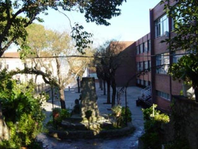secundary school at IES Bosc de Monjuïtc