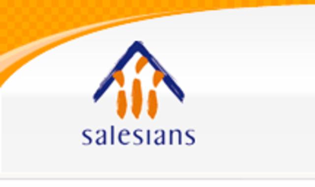 started Salesians in school