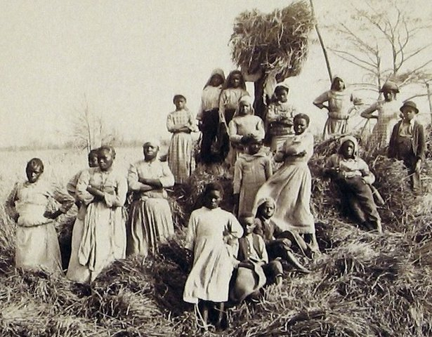 Beginning of slavery in the USA