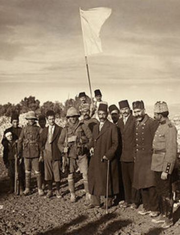 Surrender of the Turkish Army