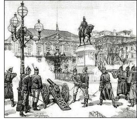 Revolta militar no Porto