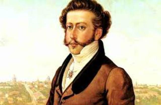 D. Pedro regente