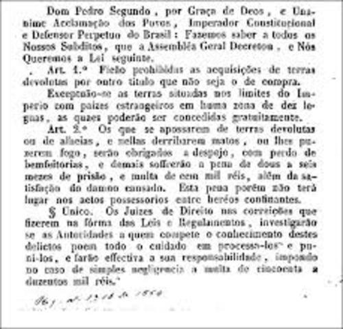 Decreto de abolição parcial de morgados.