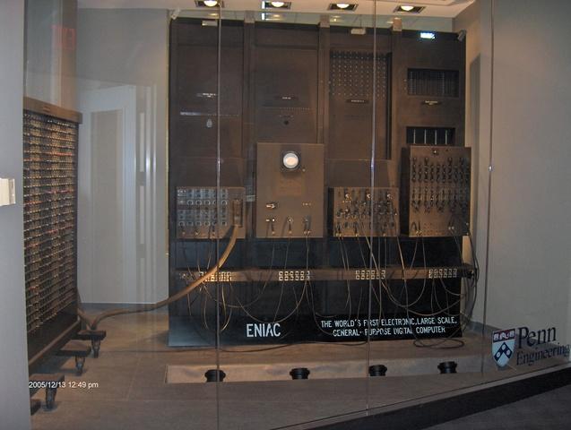 ENIAC foi desativado