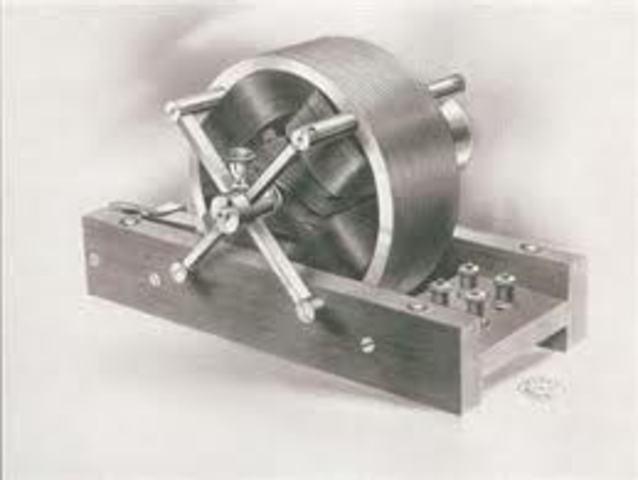 Motor d'inducció de Tesla