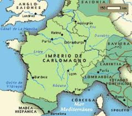 Imperio Carlomagno