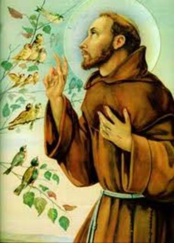 Ordenes Franciscanos y los Dominicos