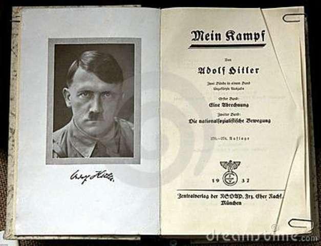 Hitler, libertado