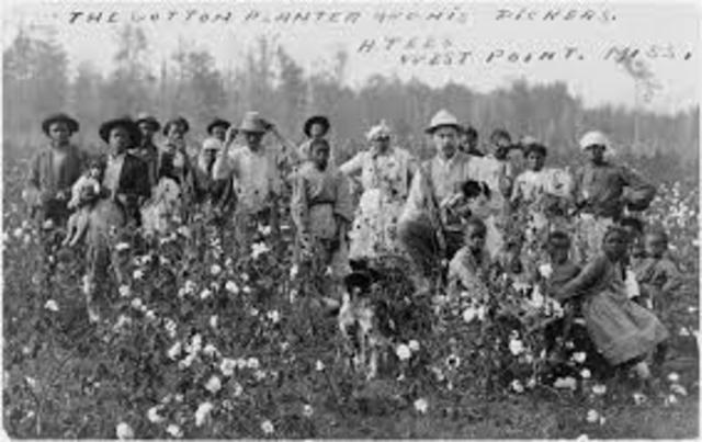 Slavery in U.S.A.