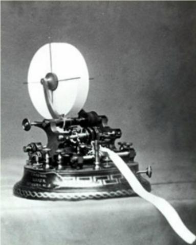primera patent: comptador electrònic de vots (rebutjat)