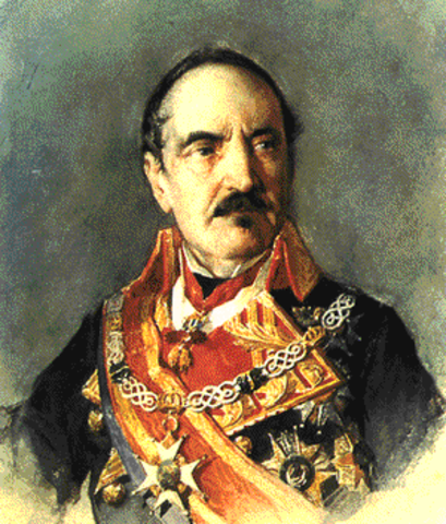 Regency of Baldomero Espartero