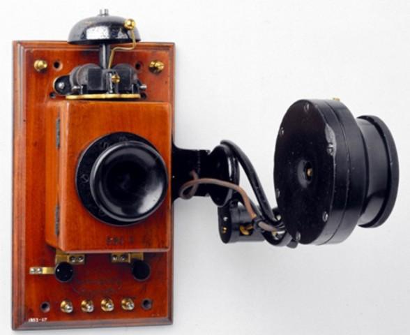 Invent del transmissor telefònic