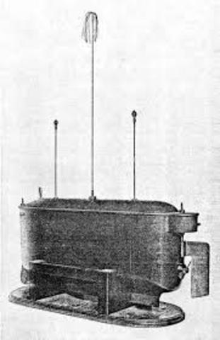 El submarí elèctric