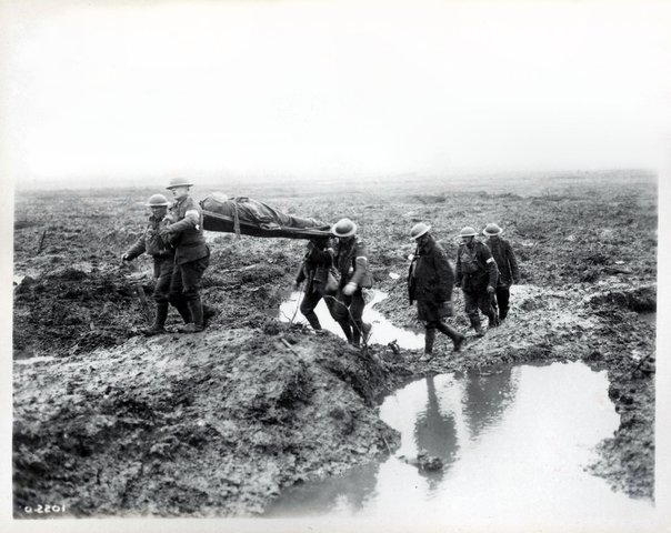 The Second Battle of Passchendaele