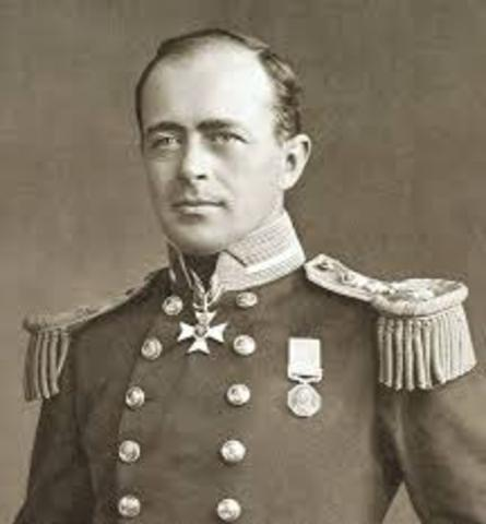 Discovery Expedition led by Robert Falcon Scott