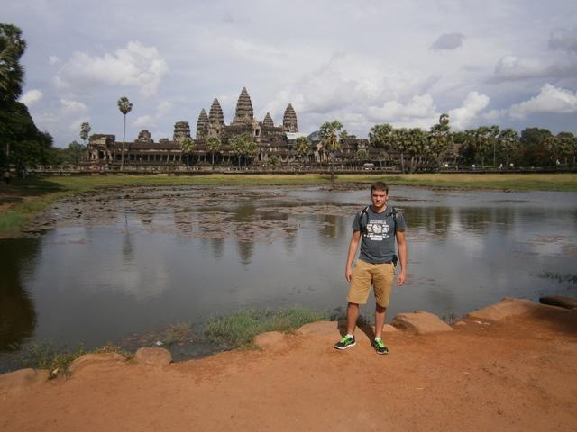 Viaje a Camboya y Vietnam.