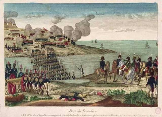 Battle of Trocadero