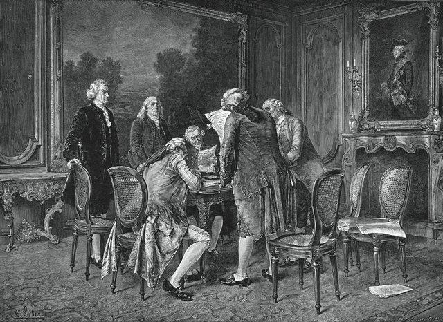 The Treaty of Paris (1783)