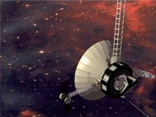 The Voyager program.