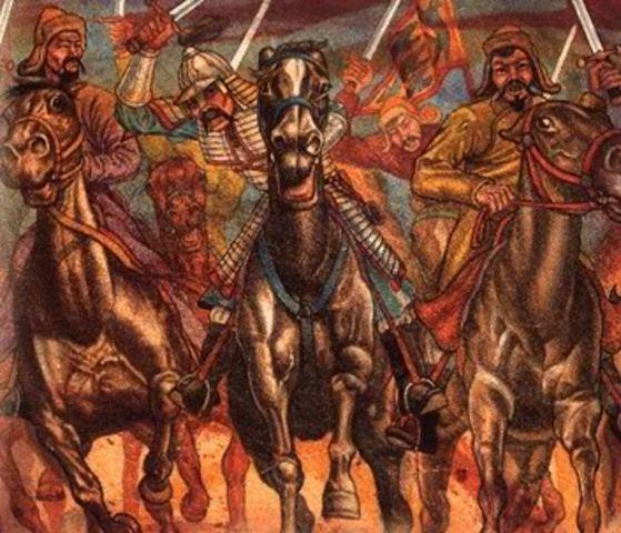 Defeat Byzantine Army