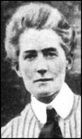 Edith Cavell executed
