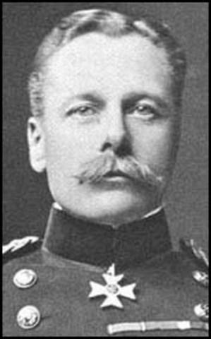 Sir Douglas Haig, new BEF commander