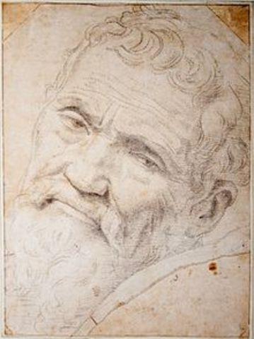 Michelangelodi Lodovico Buonarroti Simoni's Birth