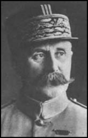 Petain becomes French Western Front C-in-C