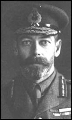King George V changes name to Windsor