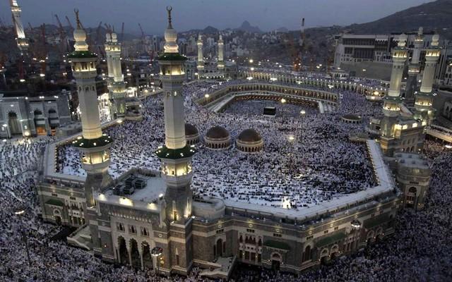Control of Mecca