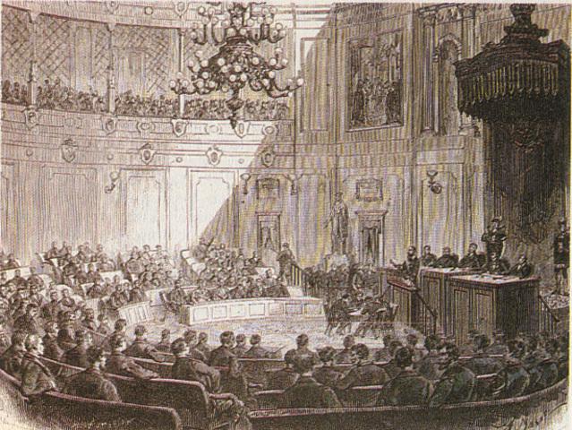 IV Spanish Constitution