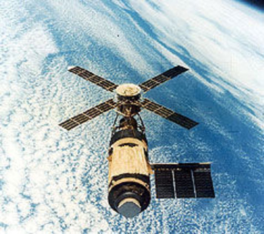 First American Space Station